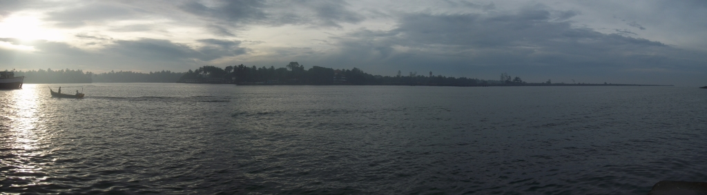 Beypore port entry
