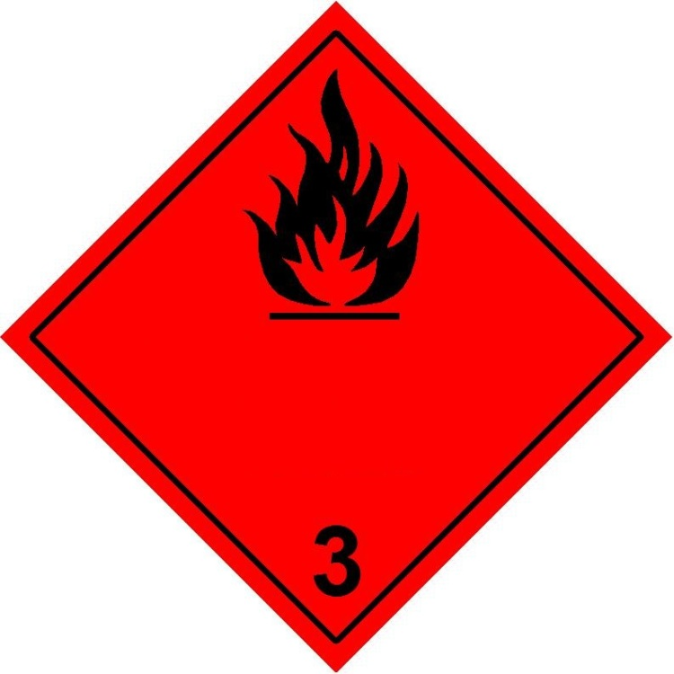 3 Flammable liquids