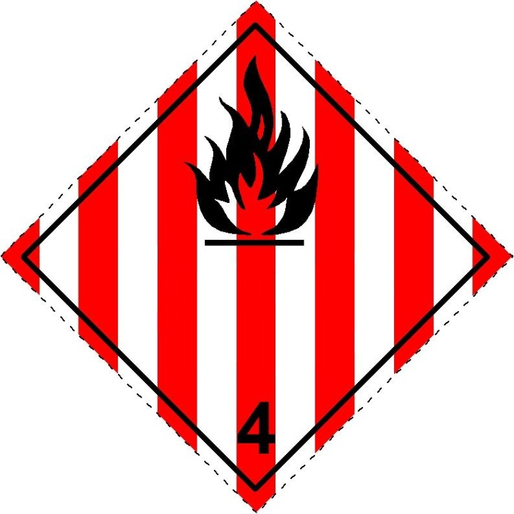 4.1 flammable solids selfreactive substances and solid desensitized explosives