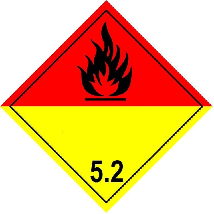 5.2 organic peroxides