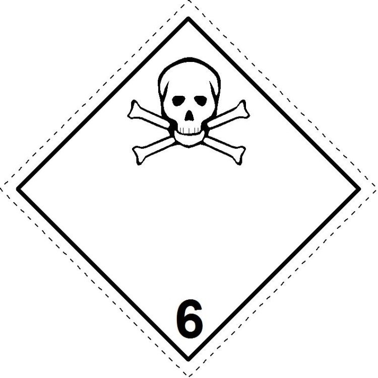 6.1 toxic substances