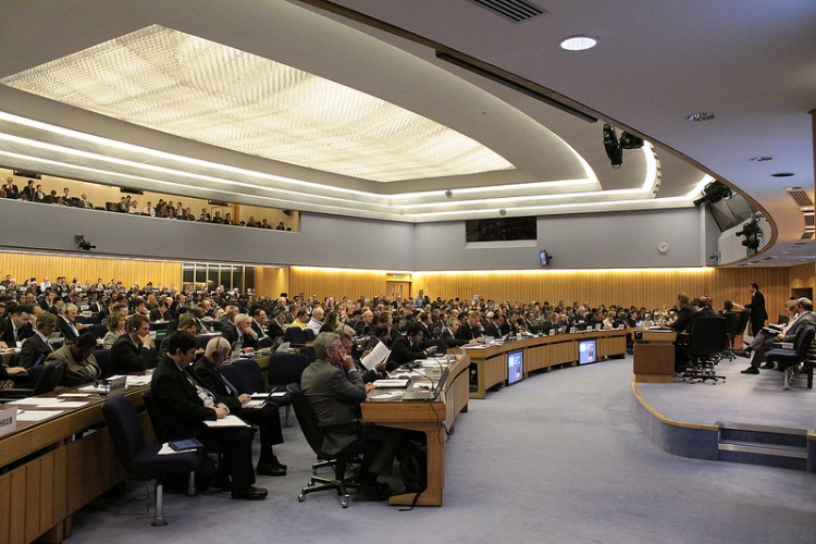 Maritime Safety Committee (MSC), 90th session ( Photo credit www.imo.org )