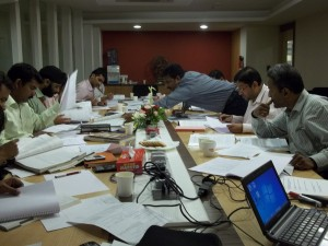 Some of the trainings conducted by Shashi Kallada