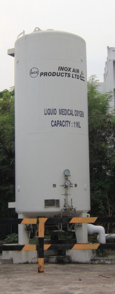 Liquefied Medical Oxygen