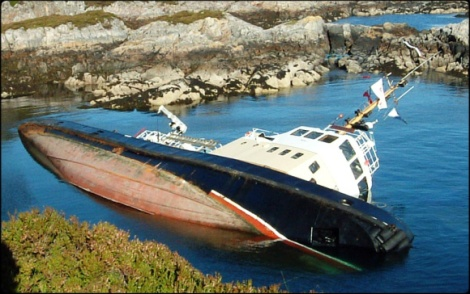 Wreck-Removal Convention to Enter Into Force