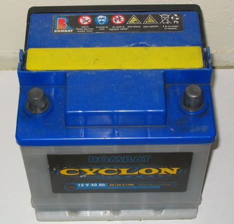 Batteries – Dangerous Goods Survey